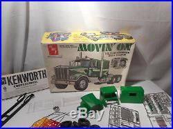 Model Kit Movin On From TV Series Kenworth