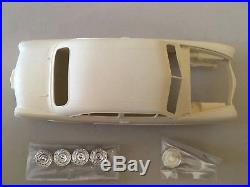 Modelhaus 1950 Ford Crestliner Body. For use with AMT 50 Ford Convertible Kit