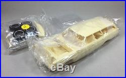 Modelhaus 1970 Ford Custom 500 Wagon Resin Kit With AMT Donor
