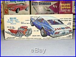 Mpc 1970 Pontiac Firebird Formula 400 Annual Kit#735 Amt 1/25 Complete Model Kit