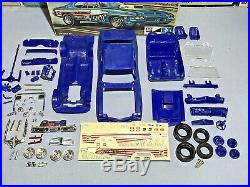 Mpc 1971 Pontiac Gto Screamin Eagle #1-1753-225 Amt 1/25 Rare Used Builder Kit
