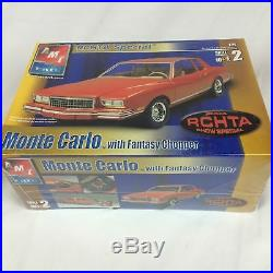 NEW Sealed AMT ERTL 1/25 Monte Carlo With Fantasy Chopper 38187 RCHTA Special
