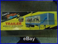 New 8035 ertl smokey and the bandit 2 trailer