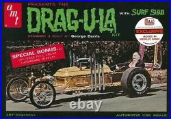 New The Drag-U-La (George Barris) Retro Deluxe Edition Kit AMT 125 Scale