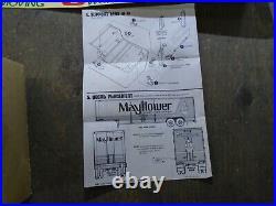 New amt t514 mayflower moving van trailer