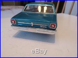 Original 1/25 Amt 1966 Ford Falcon Sport Coupe Pro Built Model