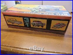 Original 1/25 Amt Rare Chevelle Drag Team Model Kit Rebuilders Kit # T-360