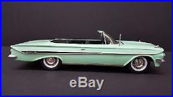 Original Amt 1961 Impala Convertible Beautiful Built 1/25th