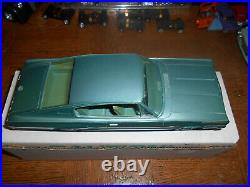 Original Vintage 1967 Dodge Charger Fastback Promo! Exceptionally Clean