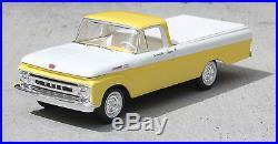 PRO BUILT 1961 FORD F100 PICKUP ORIGINAL AMT SMP SCREW BOTTOM NO TRAILER