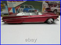 Pro Built Amt 1959 Buick Convertible Model Look