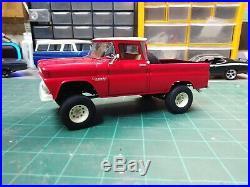 Pro Built Amt 1961 Chevy Pickup Model