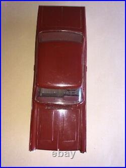 RARE 1966 MERCURY CYCLONE COMET GT PACE CAR INDIANAPOLIS 500 PROMO CAR Gorgeous