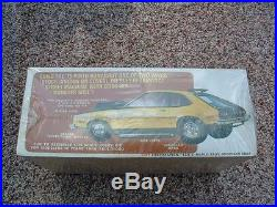 RARE 1975 FORD PINTO Vintage AMT Model Kit #T454 1/25 FACTORY SEALED