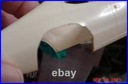 RARE AMT AMC Draggin Fly Hornet Funny Car 1/25 Model Kit T358-225