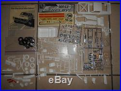 RARE AMT SHELBY COBRA GT 500 With BONUS RECORD MIB