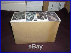 RARE Vintage 1977 Aucoin AMT KISS VAN 1/24 Scale Model Kit NEW & SEALED CDN ED