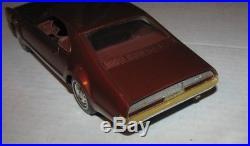 Rare 1966 Oldsmobile Toronado Miss America Pageant Dealer Promo Car Amt