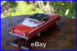 Rare AMT 1960 Edsel Ranger HT Pro built 1/25th scale model car