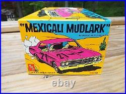 Rare AMT 1966 Buick Skylark Gran Sport HT Mexicali Mudlark Model Kit