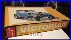 Rare! AMT Elegance Series'32 Ford Victoria Victorian Flat Box Unbuilt