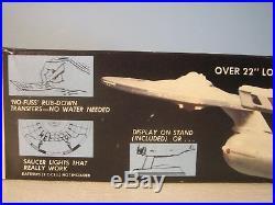 Rare AMT/Lesney Star Trek The Motion Picture USS Enterprise Model Kit No. S970