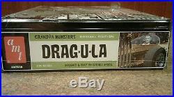 Rare AMT Munsters KOACH & Drag-U-La-model kit Special Edition Collector