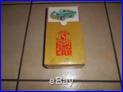 Rare Amt 1958 Edsel Unreal Awb Funny Car Unbuilt