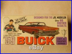 Rare Amt 1959 Buick Craftsman Annual
