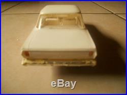 Rare Amt 1963 Chevy II Nova Hardtop Annual