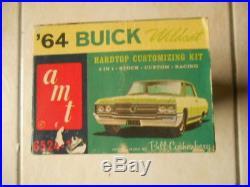 Rare Amt 1964 Buick Annual Unbuilt