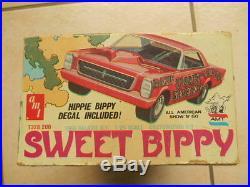 Rare Amt 1965 Ford Galaxie Sweet Bippie Gasser