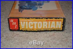 Rare Amt Elegance Series 1932 Ford Vicky Victorian Street Rod Model Car Kit 32