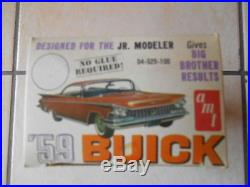 Rare Amt Jr. Trophy Series 1959 Buick