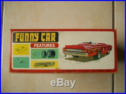 Rare Amt Olds F-85 Streaker Awb Funny Car