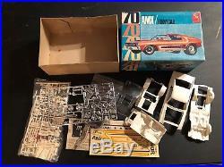 Rare Amt# Y722-200 1970 Amc American Motors Amx Annual Unbuilt Complete Nice