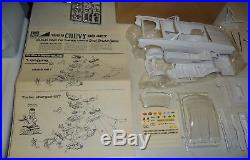 Rare! Mpc 1969 Chevrolet Impala Ss427 Convertible #469-200 69 1/25 Amt Model Kit