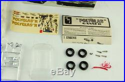 Rare Vintage AMT Polyglass 1962 Bonneville Gasser 1/25 Model Car Kit # T297-200