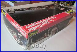 Revell 1/16 Don Garlits 74 AAFD Rear Engine Dragster Rail Drag in Box Incomplete