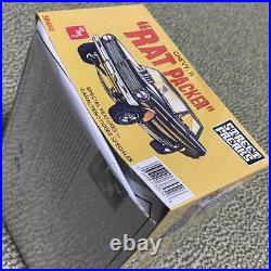 Revell CHEVROLET CHEVY HIGHBOY'54 and amt RAT PACKER 1/25 Model Kits #16866