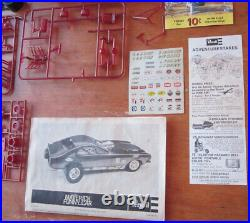 Revell Ford Maverick Funny Car F/C Drag Kit #H-1216 Unbuilt in Box 1970 Issue