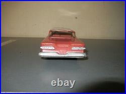 SMP AMT 125 1959 Edsel Corsair dealer promo model car