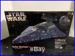 STAR WARS AMT model kits STAR DESTROYER