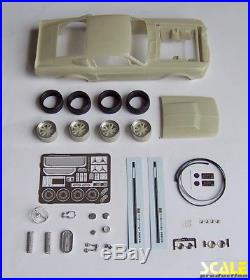 Scale Production 1/24 Mustang Eleanor 1967 Transkit for AMT kit