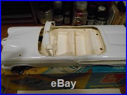 Smp/amt Vintage 1958 Edsel Pacer Convertible # 8 Ek - Very Nice