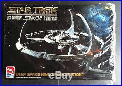 Star Trek DS9 Station Astronave StarShips model kit marca AMT-ERTL