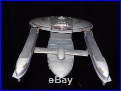 Star Trek Excelsior NCC 2000 AMT Model LEDLit Sulu Collectible Pro Built