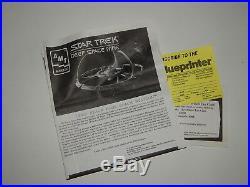 Star Trek deep space nine space station model kit AMT/Ertl #8778 New Opened Box