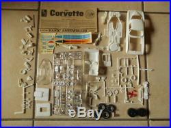 Super Rare Amt 1967 Corvette Candidate Gasser Unbuilt