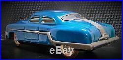 Tin Car Ford Built 1940s Vintage Racer 1 T GT Model 40 Antique 24 Metal Race 25